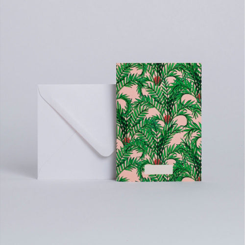 Season Paper Collection Postkort Botanik