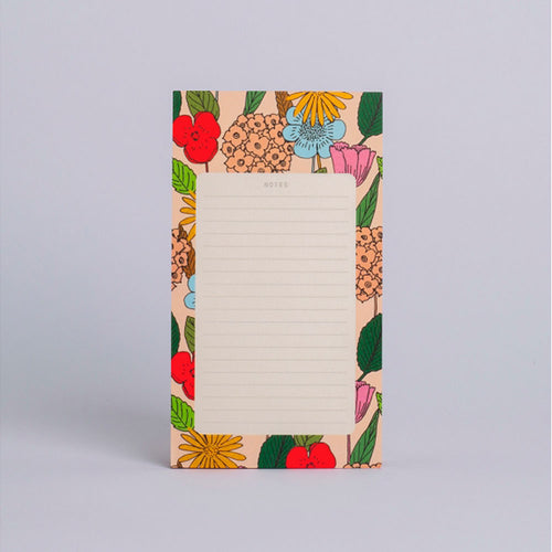 Season Paper Collection Notesblok Blomster