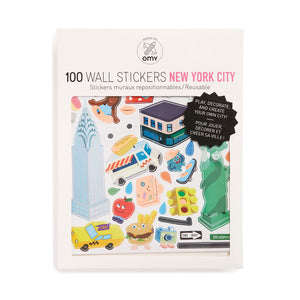 OMY New York Stickers