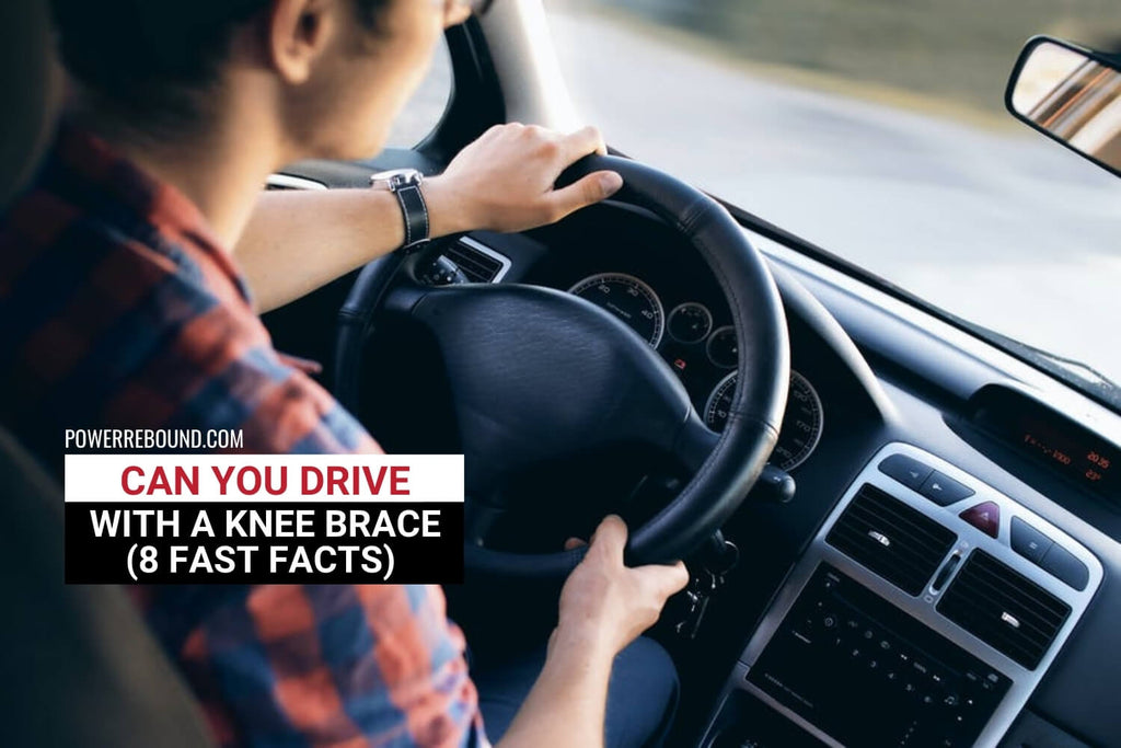 Can You Drive With a Knee Brace? 8 Fast Facts