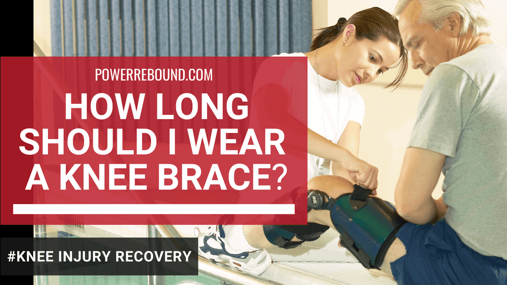 How Long Should I Wear a Knee Brace?