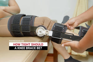 How Tight Should a Knee Brace Be?