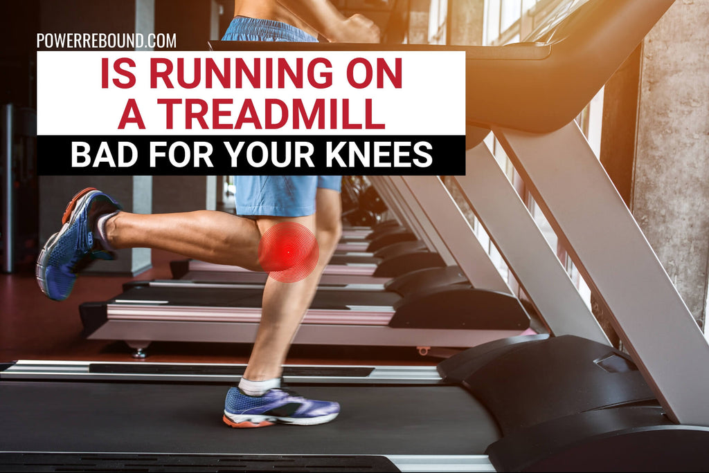 Is Running on a Treadmill Bad for Your Knees?