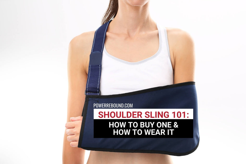 Shoulder Sling 101: How to Buy One and How to Wear It