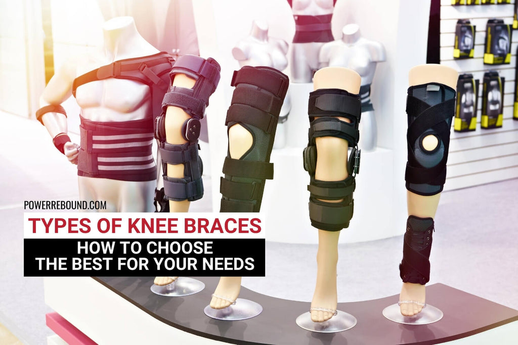 Types of Knee Braces, Explained: How to Choose the Best for Your Needs