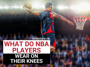 What Do NBA Players Wear on Their Knees?