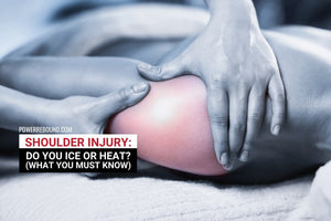 Shoulder Injury: Do You Ice or Heat?