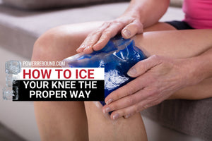 How to Ice Your Knee the Proper Way
