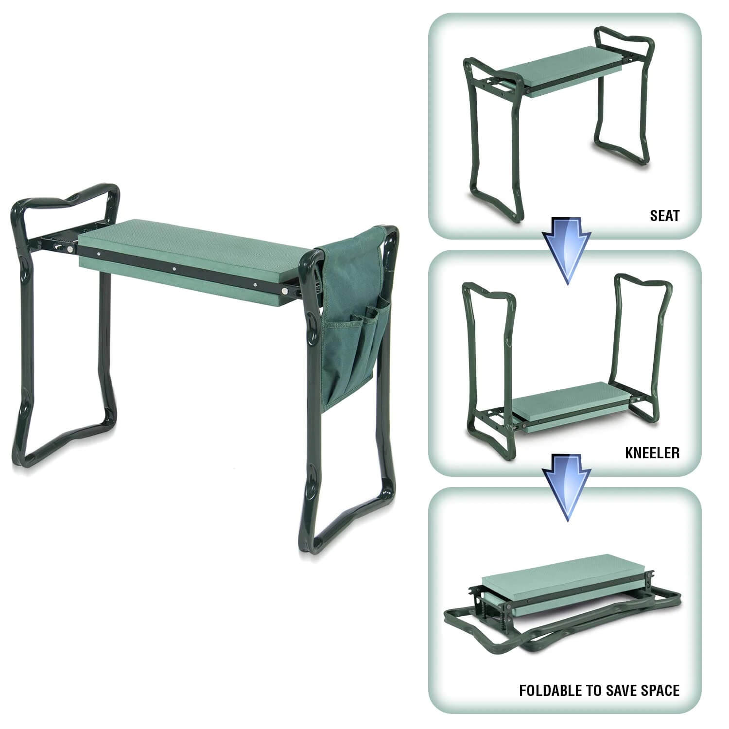 Garden-Kneeler-Foldable-design