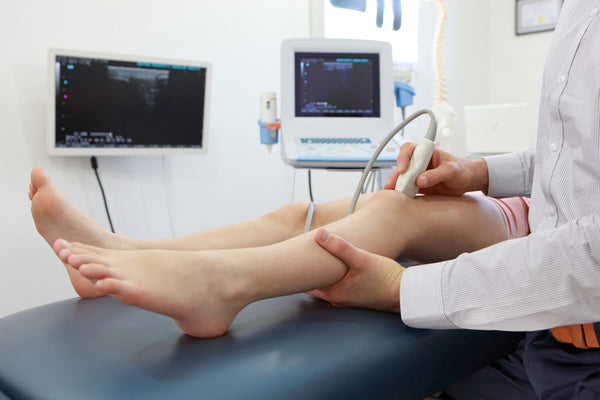Ultrasound-knee-joint-diagnosis