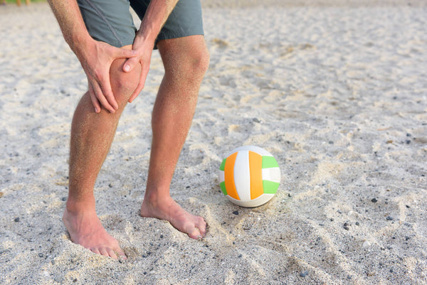 Volleyball-Knee-Injury