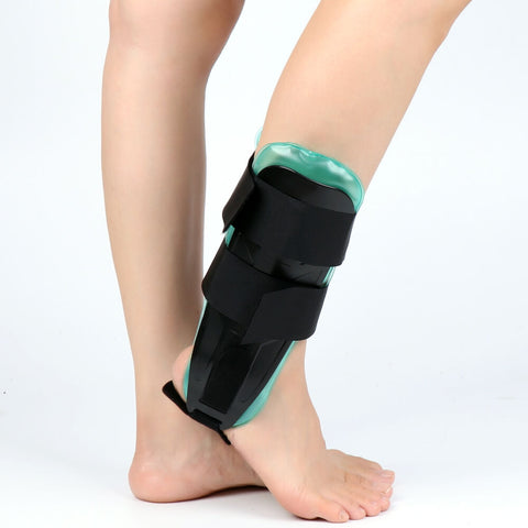 Air-Gel-Ankle-Stirrup-Brace-Black