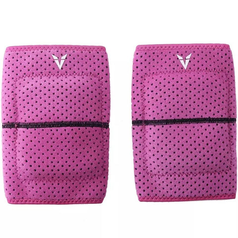 Breathable-Dance-Knee-Pads-pink