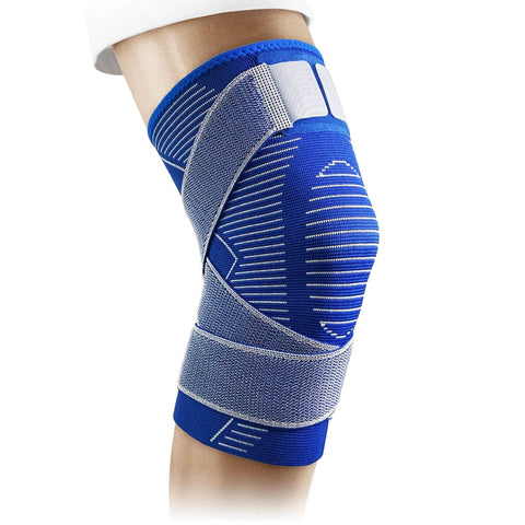 Compression-Knit-Knee-Support
