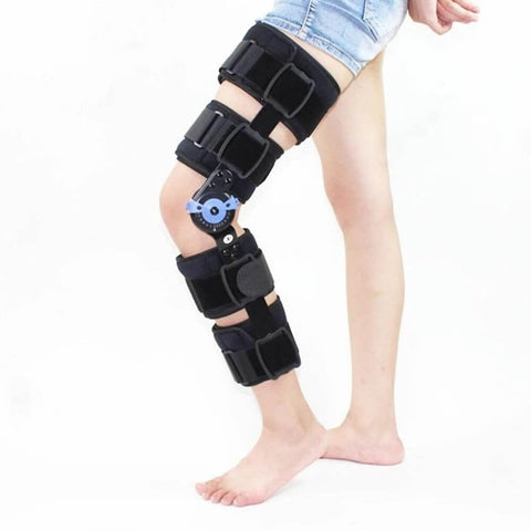 Adjustable Hinged Post OP Knee Brace