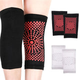 Self-heating-knee-sleeves