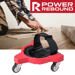 Power Rebound Rolling Knee Pads - PowerRebound™
