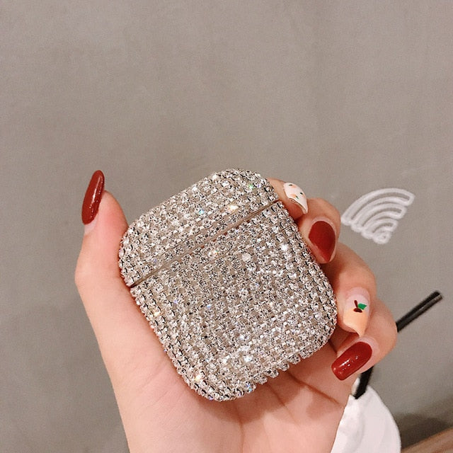 Bling Cases For Apple AirPods 2 1 Luxury Cover