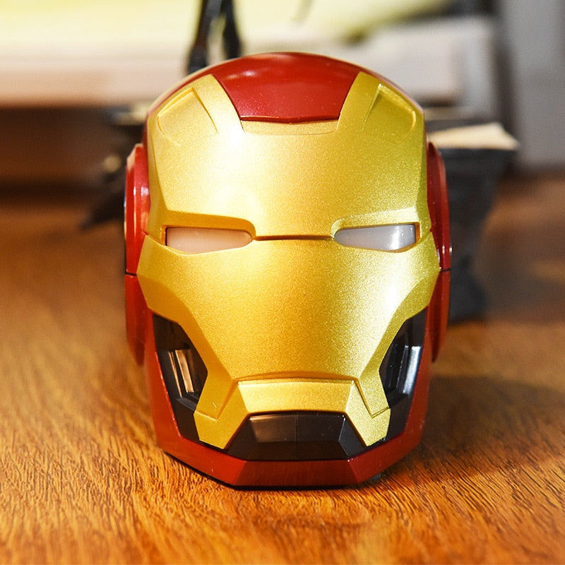 Mini Iron Man Wireless Speaker