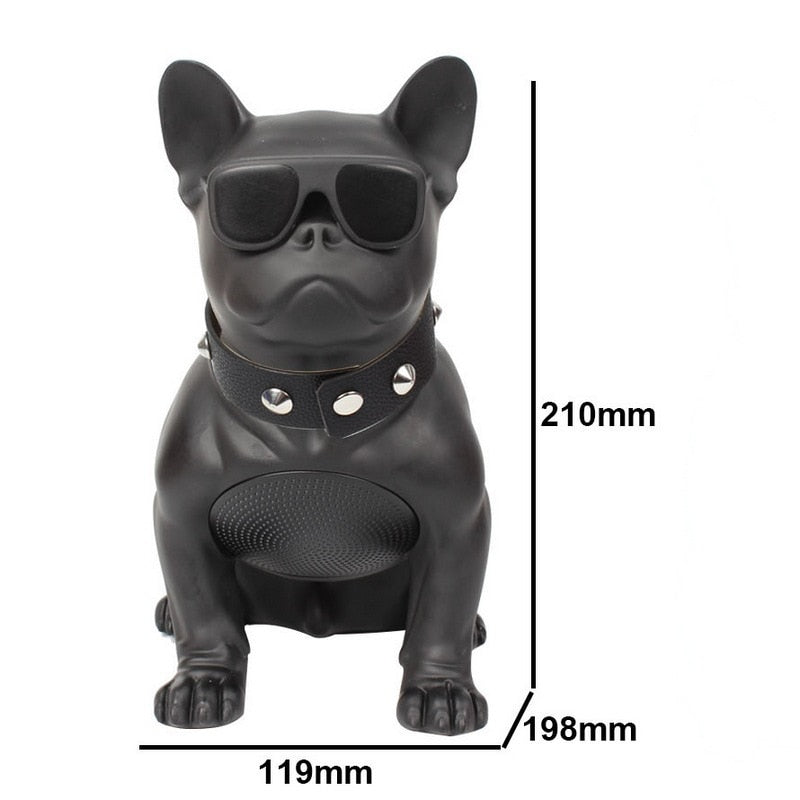 Wireless Bluetooth Stereo Puppy Card  Full Body Dog Outdoor Children's Toy