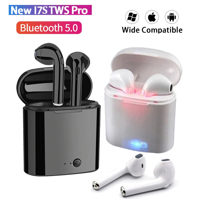 i7s Tws Wireless Bluetooth Earphones