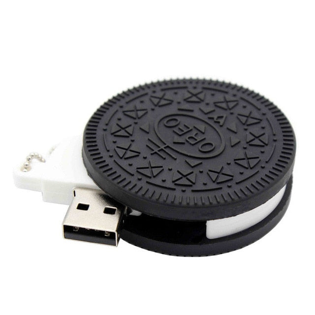 ice cream chocolate usb