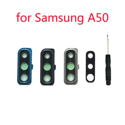 For Samsung Galaxy A50   Safety Glass Lens Cover