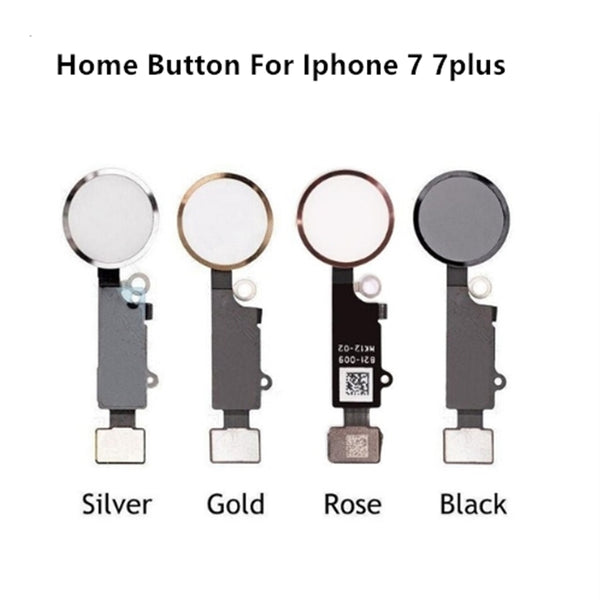 "For iPhone 7 Home Button with Flex Cable for iPhone 7 4.7""/ 7plus 5.5"""