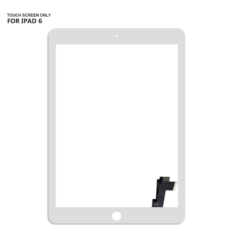 For iPad Air 2 Touch Screen Digitizer Glass Replacement