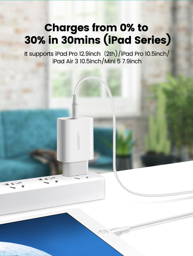 MFi USB Type C to Lightning Cable for iPhone 12  PD 18W 20W Fast USB C Charging Data Cable