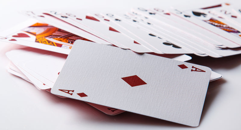 Plastic vs. Paper Playing Cards