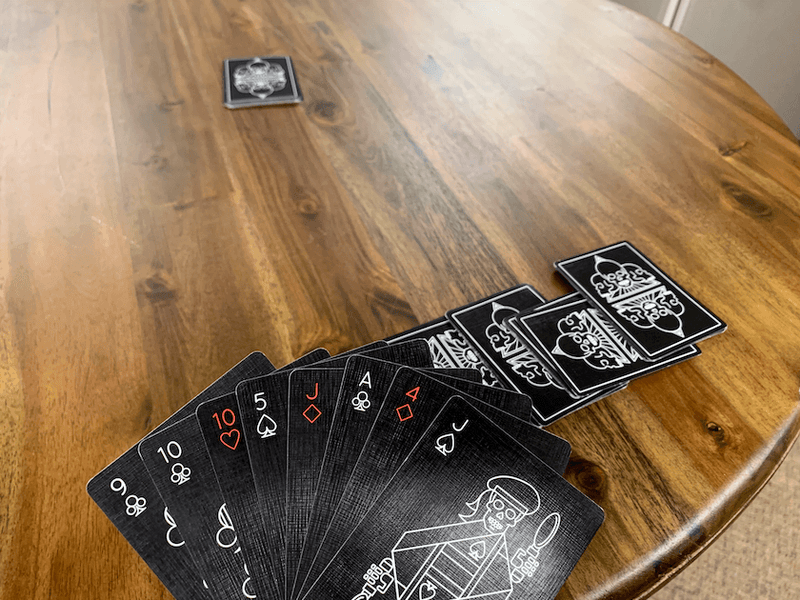 2 Great Card Games for 4-Players