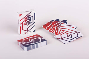 Copag 310 Alpha Cardistry True Linen B9 Finish Single Deck