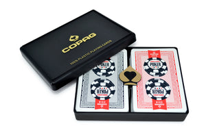 Copag WSOP Bridge Size Regular Index Playing Cards 2016