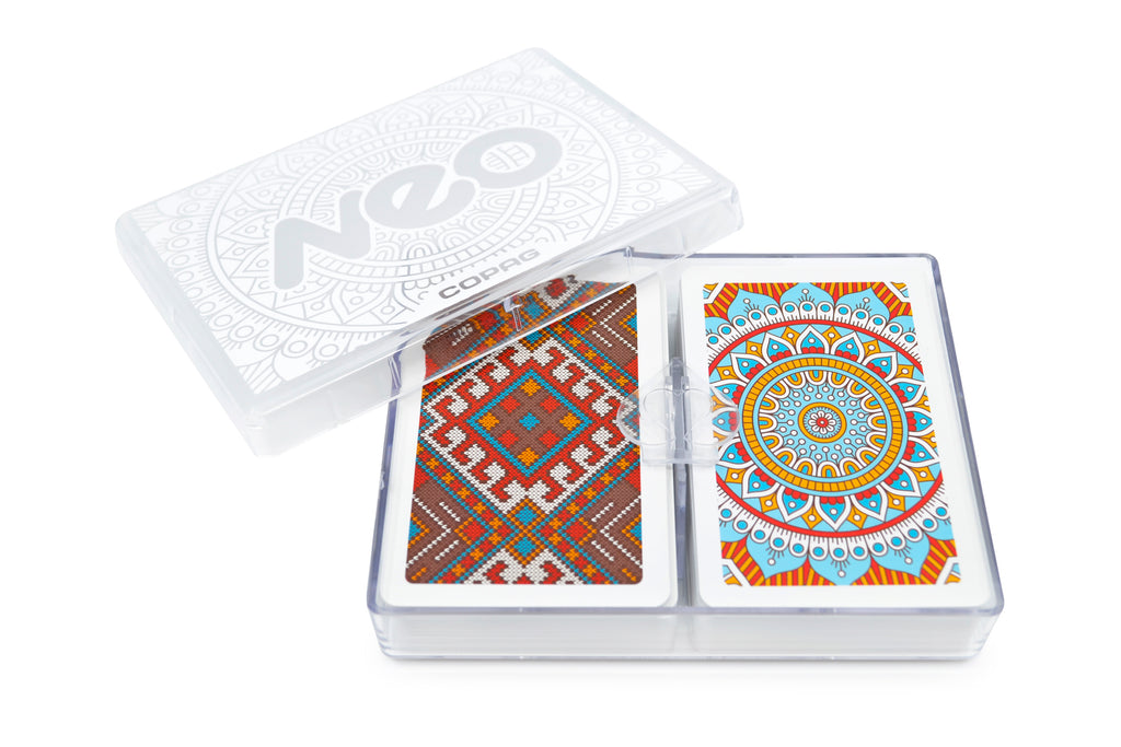 Copag Neo Series Bridge Size Jumbo Index Playing Cards Culture