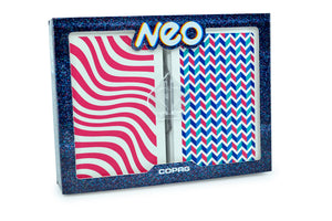 Copag Neo Series Bridge Size Jumbo Index Playing Cards Waves