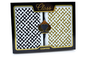 Copag Class Series Bridge Size Jumbo Index Playing Cards Modern