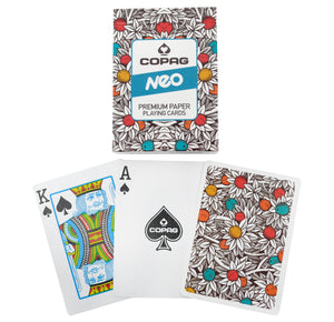 Copag 310 NEO Nature Poker Size Regular Index Paper Single Deck