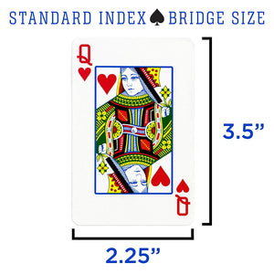 Bridge Size Regular Index