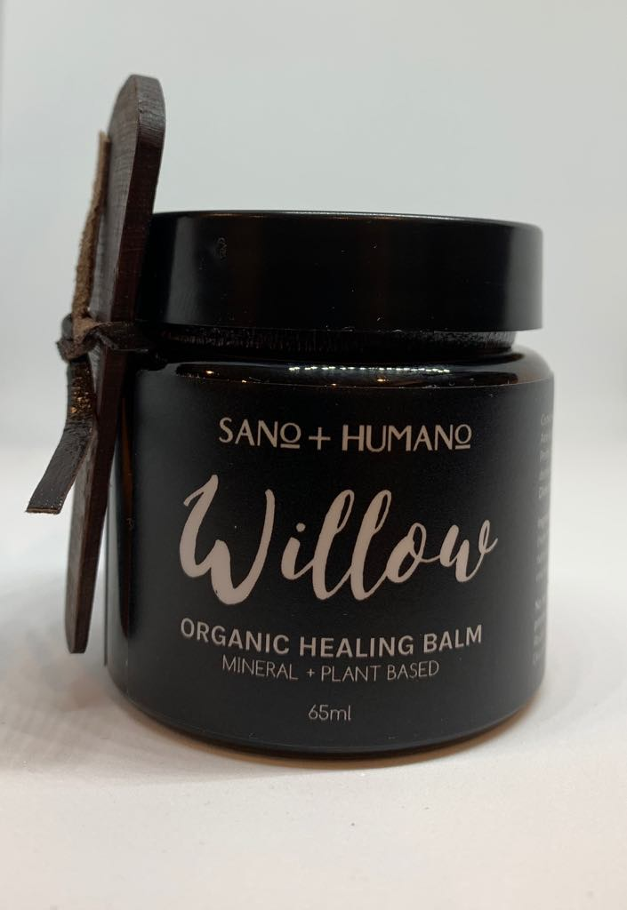 Willow Organic Healing Balm by Sano + Humano