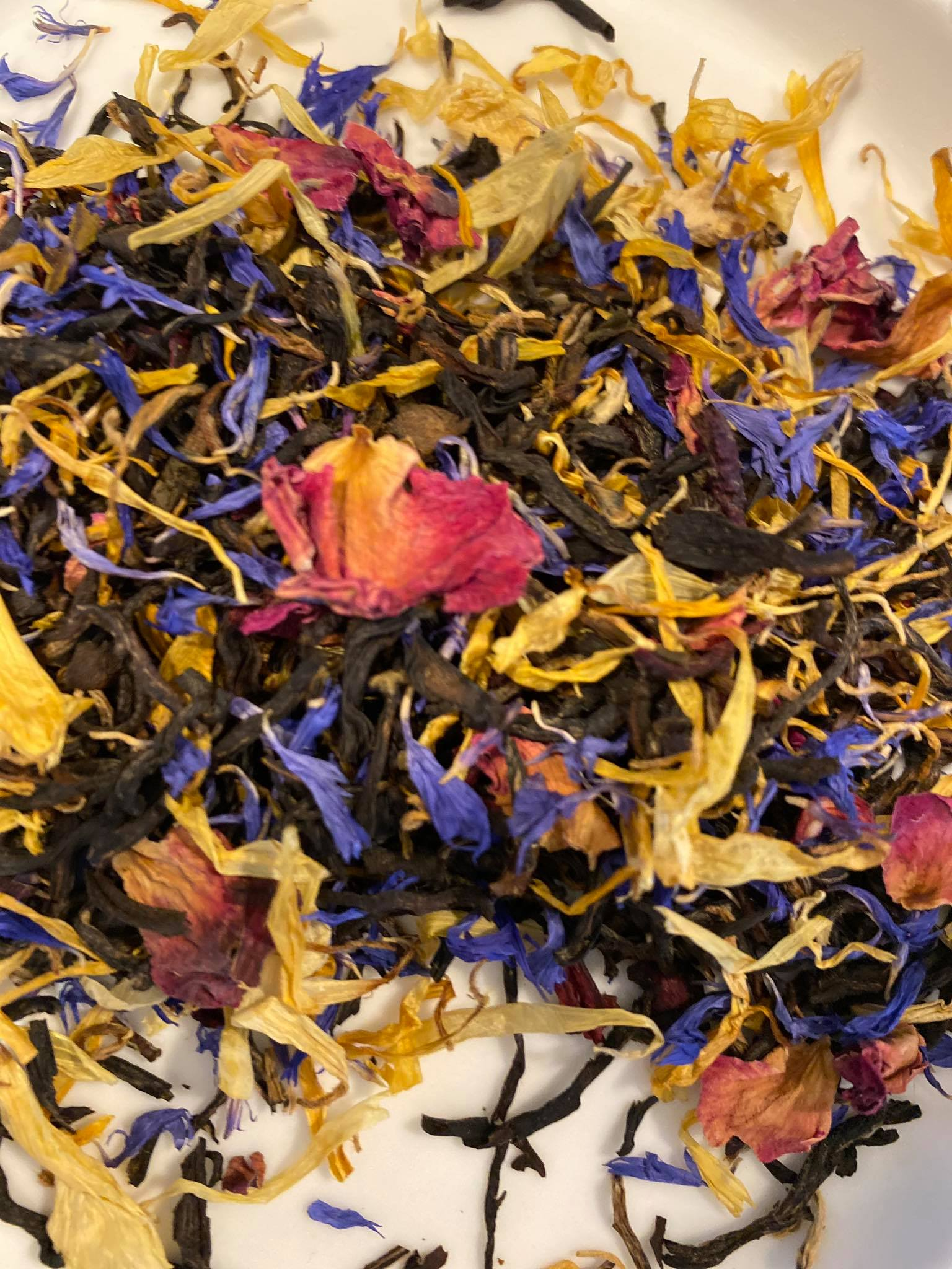 French Earl Grey - Premium Organic Loose Leaf Tea
