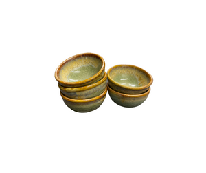 Handcrafted Master Potter - Face Mask Bowls
