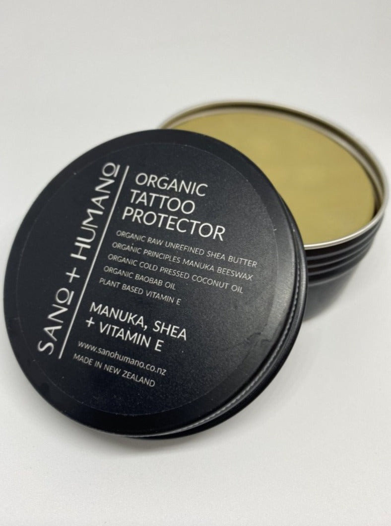 Organic Tattoo Protector - with travel tin