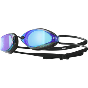 TYR Tracer-X Racing Mirrored Goggle (Blue/Black)
