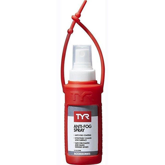 TYR Anti Fog Goggle Spray w/Case