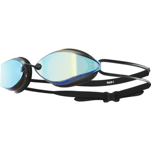 TYR Tracer-X Racing Mirrored Goggle (Gold/Black)