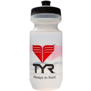 TYR Water Bottle (Clear)