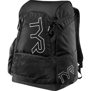 NEW! - TYR 45L ALLIANCE BACKPACK (Black) (Embroidered with MSA Logo and Name)
