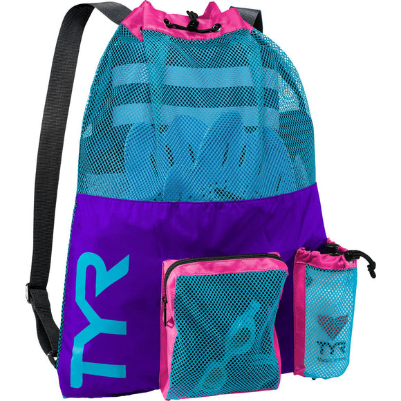 TYR Big Mesh Mummy Backpack