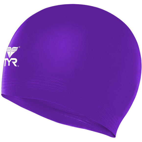 TYR Latex Swim Cap (6 Available Colors)